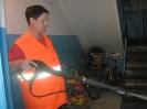 Ежеквартальная уборка подъездов моечным оборудованием